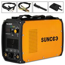 TIG Welder 200A MMA/STICK/ARC Welding Machine Inverter DC HF Dual Voltage w/Mask