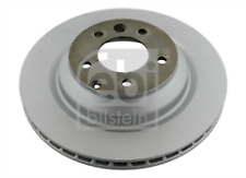 FOR AUDI Q7 PORSCHE CAYENNE REAR PAIR FEBI BILSTEIN BRAKE DISCS 358MM DIAMETER