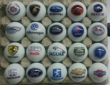 Set of 20 Car Manufacturing Glass Marbles