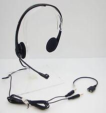A322 Headset for Avaya 1608 9620 Cisco 7910 7911 SNOM 320 360 370 710 720 760 IP