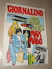 IL GIORNALINO=1978/35=MAX MADO=GUIDA CAMPIONATO=JACOVITTI COCCOBILL=JANE FONDA=