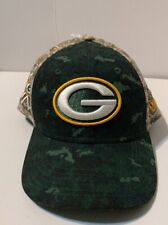 GREEN BAY PACKERS NEW ERA 39 THIRTY CAMO FLEX FITTED HAT Youth