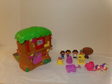 Dora the Explorer Let's Go Treehouse Birthday PARTY w/ Accessories (*19)