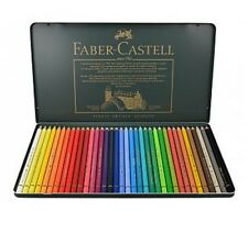 Crayons couleur Faber-castell Polychromos 36 Tin