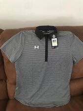 Under Armour Heat Gear Golf Loose  2016 Polo Shirt NWT Size Medium Womens