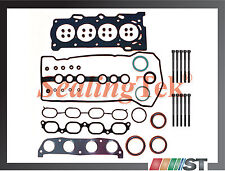 Fit 98-99 Toyota 1.8L 1ZZFE Engine Cylinder Head Gasket Set with Bolts Kit motor