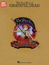The Very Best of Grateful Dead Sheet Music Easy Guitar Book NEW 000139462