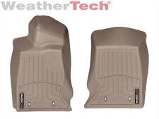 WeatherTech FloorLiner Floor Mat for Jaguar F-Type/XK - 1st Row - Tan