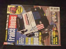 **f Revue France Routes n°285 Poster Scania R620 et R560 / 24h du Mans camions