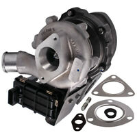 Turbo With E Actuator 787556-5017S Fit for Ford Commercial Transit 2.2L Diesel