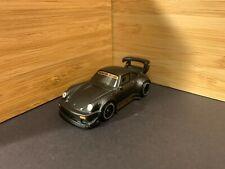 Hot Wheels RWB Porsche 930 (Car Culture: Silhouettes/Black/2019)