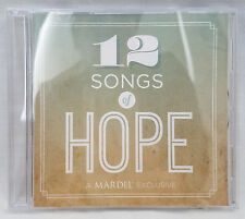 12 Songs of Hope • A Mardel Exclusive (CD, 2014) Christian • TobyMac • Mandisa