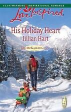 His Holiday Heart (The McKaslin Clan: Series 3, Book 8) ( Love Inspired #467)