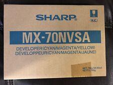 BRAND NEW OEM Sharp MX-70NVSA Color Developer