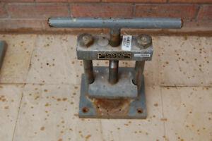 Ash Fig 2  Flask Press/ Mortimer 3 tone Press( *)