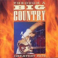Big Country : Through A Big Country: Greatest Hits CD (1996) ***NEW***