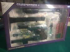 Transformers Encore G1 black megatron