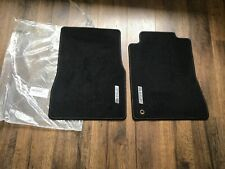 NEW NOS 2005-2009 Mustang OEM SHELBY Genuine Ford BLACK 2pc Front Floor Mats