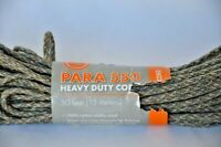 Paracord 550 50' Nylon Emergency Disaster Survival Camping Hiking by UST NEW