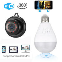 NEW 1080P WiFi Wireless Spy Camera IP Security Camcorder HD Night Vision DVR USA