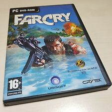Far Cry 2004 PC DVD ROM UK *Fast FREE Delivery!*
