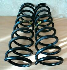 Ford Focus MK3 OEM 2015 Rear Coil Spring Springs Yellow Yellow Blue Suspension