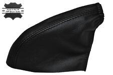 BLACK STITCHING LEATHER SKIN E BRAKE BOOT FITS FERRARI 360 1999-2005