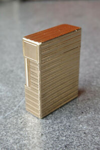 Dupont Feuerzeug, Linie 1, Gold