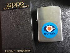 ZIPPO 1989 CONAIR  BRAND NEW