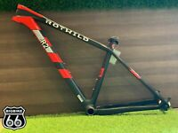 ROTWILD R.R2 HT 29 , CARBON RED, Size : L (FRAME ONLY)
