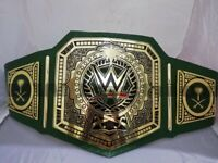 Royal Rumble WWE Heavyweight Wrestling Championship Title Belt (2mm plates)