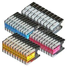 40 LC1240 XL für Brother DCP J925DW J725DW J525W MFC J430W J6710DW Drucker SET