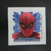 THE AMAZING SPIDERMAN 2012 MARVEL CHARACTERS CLEMENTONI carte puzzle N5994