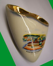 Seltene Wand Vase, Made in Germany, 626 15, Souvenir, Kloster Weltenburg, Billy.