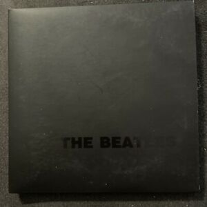 The Beatles The Black Album CD 2 CD Set with Poster