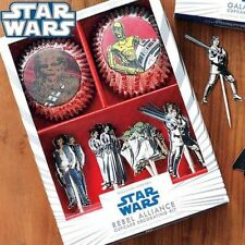 Star Wars Rebel Alliance Cupcake Kit from Willliams Sonoma 3098571