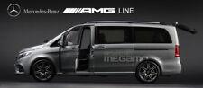 1/18 Norev Mercedes-Benz 2018 V Class V260 AMG Line Grey Met 4 Open Diecast