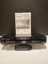 Panasonic Dvd/Video Cd/Cd Player