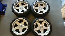 Set of Porsche Azev A wheels 8.5Jx17 & 10Jx17 Porsche 911, 964, 993, 944, 968