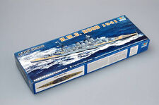 Trumpeter 1/700 05740 HMS Battle Cruiser Hood 1941