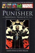 COMICS - MARVEL N° 22 > THE PUNISHER, BIENVENUE FRANCK ACTE 2 / HACHETTE