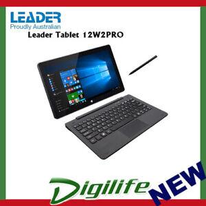 """Leader Tablet 12W2PRO 11.6"""" Touch Full HD, Celeron N3350, 4GB, 32GB+32GB Storage"""