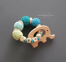 ★★★DHL★★★ Baby Rassel elastische Beißring GIRAFFE Total Sicher ORIGINAL TOLL!!