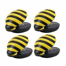 Animal House BUMBLE BEE MAGNET CLIPS Set of 4 Non-slip Jaws USA Seller Fast Ship