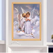 DIY 5d Diamond Painting Embroidery Angel's Kiss Cross Craft Stitch Home Decor