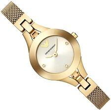EMPORIO ARMANI Ladies Watch ar7363-NUOVO con certificato autenticità