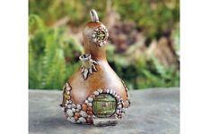 Miniature Fairy Garden Micro Mini Gourd House Gnome by Fiddlehead GO 17344