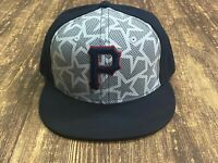 "Pittsburgh Pirates ""4th of July Stars"" MLB Baseball New Era Hat 7 1/4"