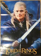 THE LORD OF THE RINGS POSTER Legolas RARE NEW 1218-2