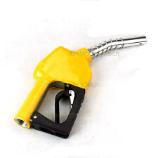 """Zinc Alloy 11A Yellow 3/4"""" 15/16""""Automatic Fueling Nozzle Gas Diesel Biodiesel"""
